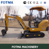 XCMG Xe15 Mini Backhoe Excavators Models