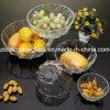 Clear Glass Salad Bowl Set