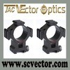 Vector Optics Hydra Tactical 35mm Triple Rails Riflescope Picatinny Mount Ring