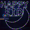 Multi Color Happy Eid Decorations for Home