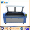 CO2 Plastic/ Leather/ Playwood CNC Laser Cutting Machine for Sale Dek-1290j 80W