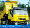 High Quality 350HP 8X4 Tipper/Dumper/ Dump Truck with Hongyan Genlyon Brand