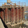 Gravity Spiral Separator with Fiber Glass Steel Material