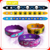 Custom Cheap Gift PVC Rubber Embossing Wristband (M093)