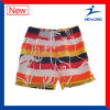 Funny Design Beach Clothes Custom Sublimation Beach Shorts for Men
