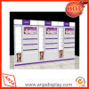 MDF Makeup Cabinet Cosmetic Display Stand