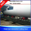 Steel Pipeline Engineering Large Diameter Gas Plasma CNC Pipe Profile Cutter