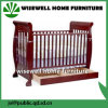 Moder Style Pine Wood Infant Crib