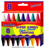 Twin Head Super Jumbo Crayons