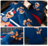 100% Cotton Cartoon Bedding Set for Children
