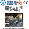 Double Stage LDPE Film Pelletizing Line Pellet Machine Pelletizer