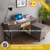 Glass Top Exeuctive Office Desk Wooden Office Furniture (HX-8ND9523)