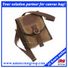 Designer Mens Canvas Travel Messenger Bag for Light Items