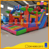 Hot Sale Giant Zoo Jumping Bouncer Inflatable Slide for Sale (AQ09245)