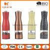 Metallic Color Custom Wine Bottle Electric Salt & Pepper Mill