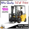 Battery Powered Forklift with Load 1.5/2/2.5/3 Tons