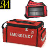 First Aid Emergency Medical Trauma Duffel Shoulder Bag Organizer