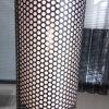 Perforated Metal Mesh Filter Tubes