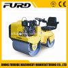 800kg 20kn Diesel Double Drum Vibrator Soil Roller Compactor