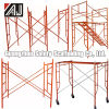 Q235 Steel Layer Scaffolding for Inside and Outside Construction
