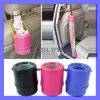 Portable Telescopic Car Rain Umbrella Holder Canister Style Tube Storage Crumple with Handle Foldable Storage with Handle