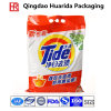Customized Plastic Washing Powder Packaging Bag