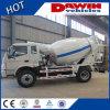 4X2 3cbm 4cbm LHD or Rhd Concrete Mixer Truck