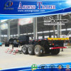 3 Axles Converted Used Skeletal Container Trailer Chassis for Philippines