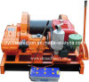 Diesel Engine Hoist for Pulling Cable with Hand Brake