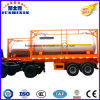 High Quality 18500/24000liters T75/T50 20FT LPG/LNG/Natural Gas Tank Container