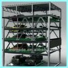 Four Level Car Automatic Parking Equipment