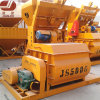 Concrete Mixing Mixer Double Shaft Concrete Mixer (JS500)