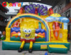 Commercial Quality Cartoon Inflatable Slide