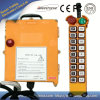 18 Channels F21-18d Telecrane Remote Control/Crane Radio Remote Control/Two Speed Crane Controller