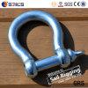 Galvanized European Type Large Bow Shackle