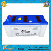 JIS Standard 150ah Dry Charged Car Battery