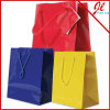 Shopping Paper Bags with Handle and Glossy Bags for Shopping