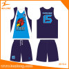 Healong Full Sublimation Anti-Wrinkle Basketball Jersey Basketball Uniform