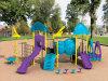 CE Certificated Plastic Kids Outdoor Playground, Outdoor Playground for Kids