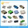 Sm/ Mm Simplex or Duplex Sc/LC/FC/St Fiber Optic Adapter