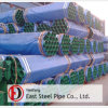Hot Dipped Galvanized with PE Coating Welded Steel Pipes