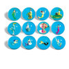 New Design Hot Selling Mermaid Bouncing Ball
