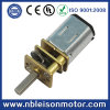12mm 3V 4.5V 6V 12V N20 DC Mini Gear Motor