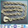 G80 Lashing Chain/ Cargo Binding Chain with Hooks