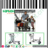 Hand Cart for Airport with Hand Brake