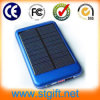 7600mAh Portable Solar Charger Power Bank for Smartphone