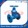 50mm Ductile Cast Iron Ggg50 Manual Slide DIN 3355 F5 Metal Seated Gate Valve Pn16