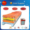 Corrugated Roofing Sheets Tamping Plant Roll Forming Machine