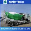 Sinotruk 6X4 12cbm Cement Mixer Truck for Sale