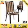 Hotel Stackable Comfortable Foam Restaurant Metal Dining Chair